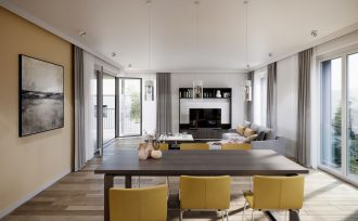 Appartement 1518